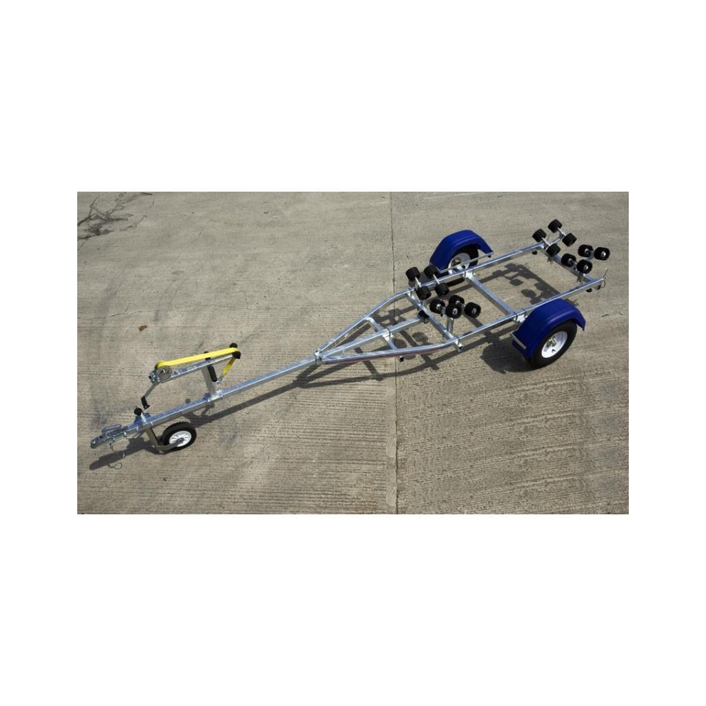 Indespension Coaster Mini Swing Trailer - Image 0
