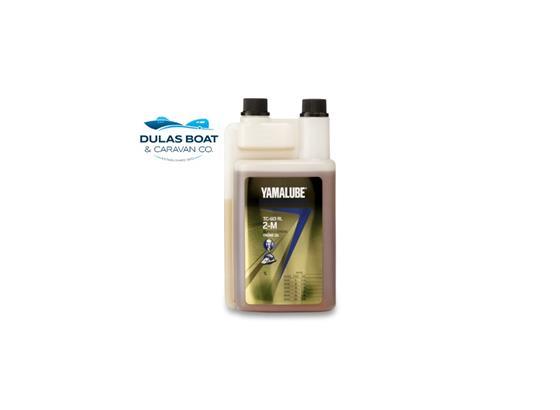 Yamalube 2-M super two stroke engine oil 1L TC-W3