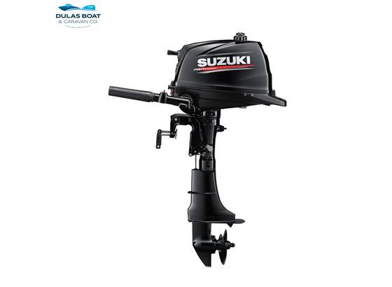 DF6AL Suzuki 6hp Long Shaft 4 Stroke Outboard - POA