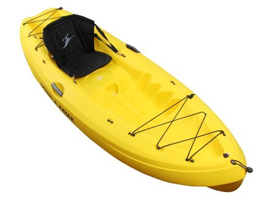 Ocean Kayak Frenzy Yellow