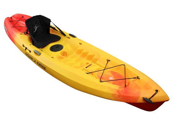 Ocean Kayak Scrambler 11 Sunrise