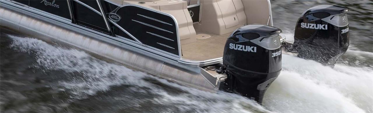 Suzuki DF350 Outboard