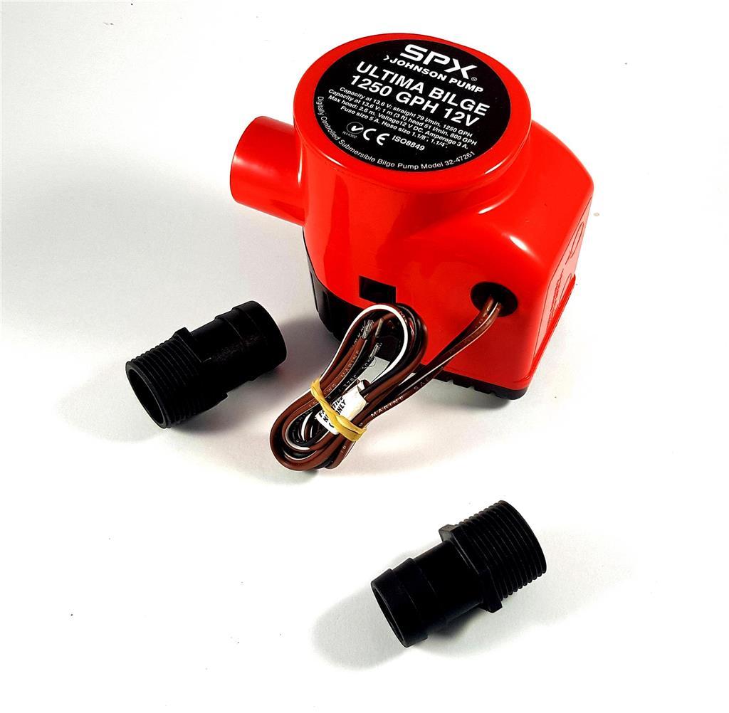Johnson Ultima Bilge Pump  - Image 7