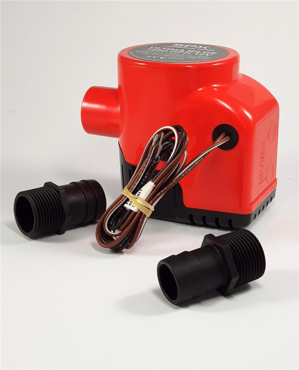 Johnson Ultima Bilge Pump  - Image 8