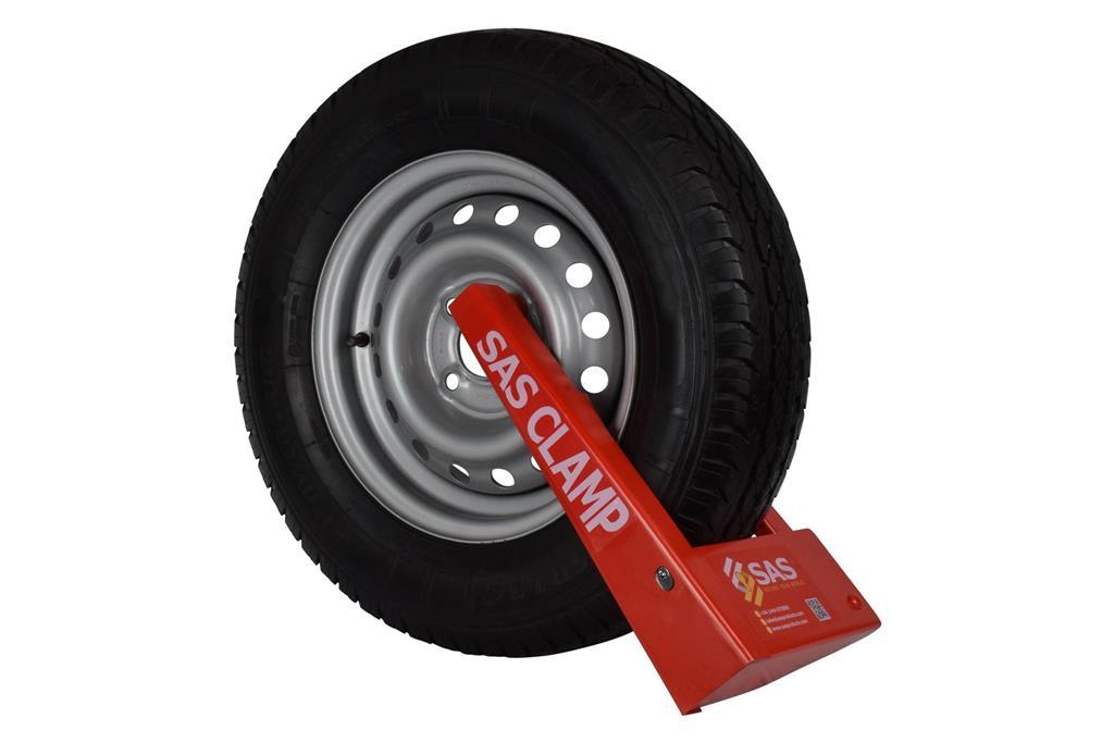 SAS  Original HD1 Wheel Clamp - Image 1