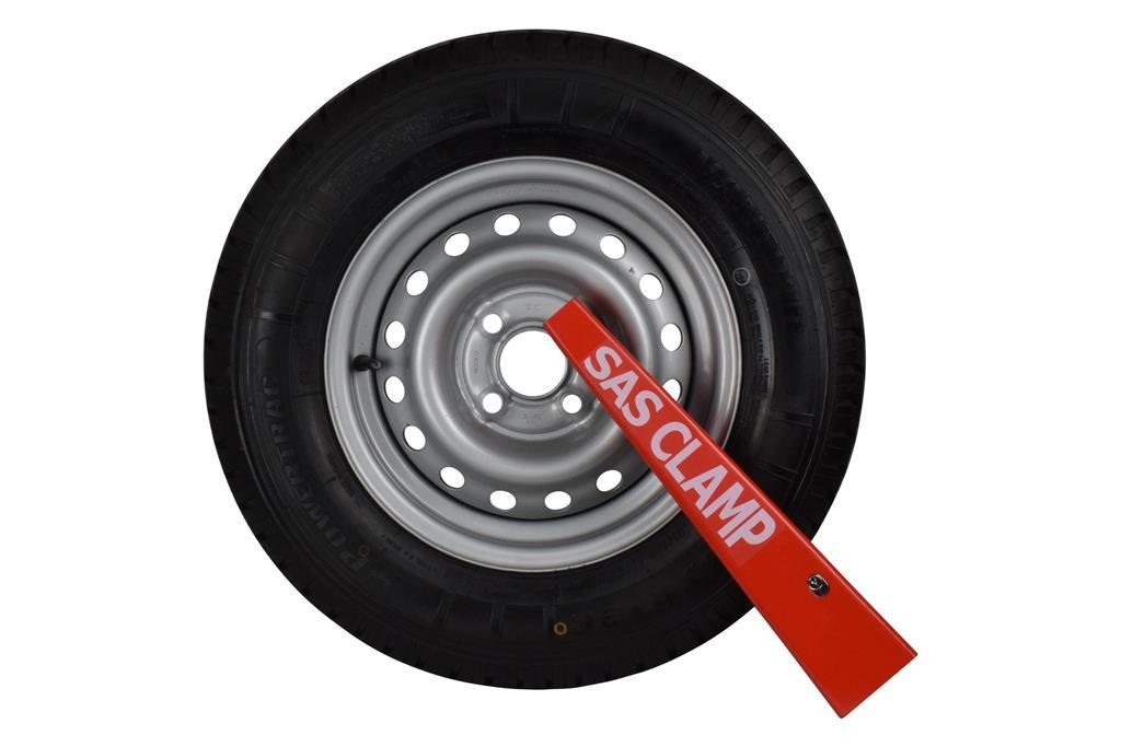 SAS  Original HD1 Wheel Clamp - Image 2