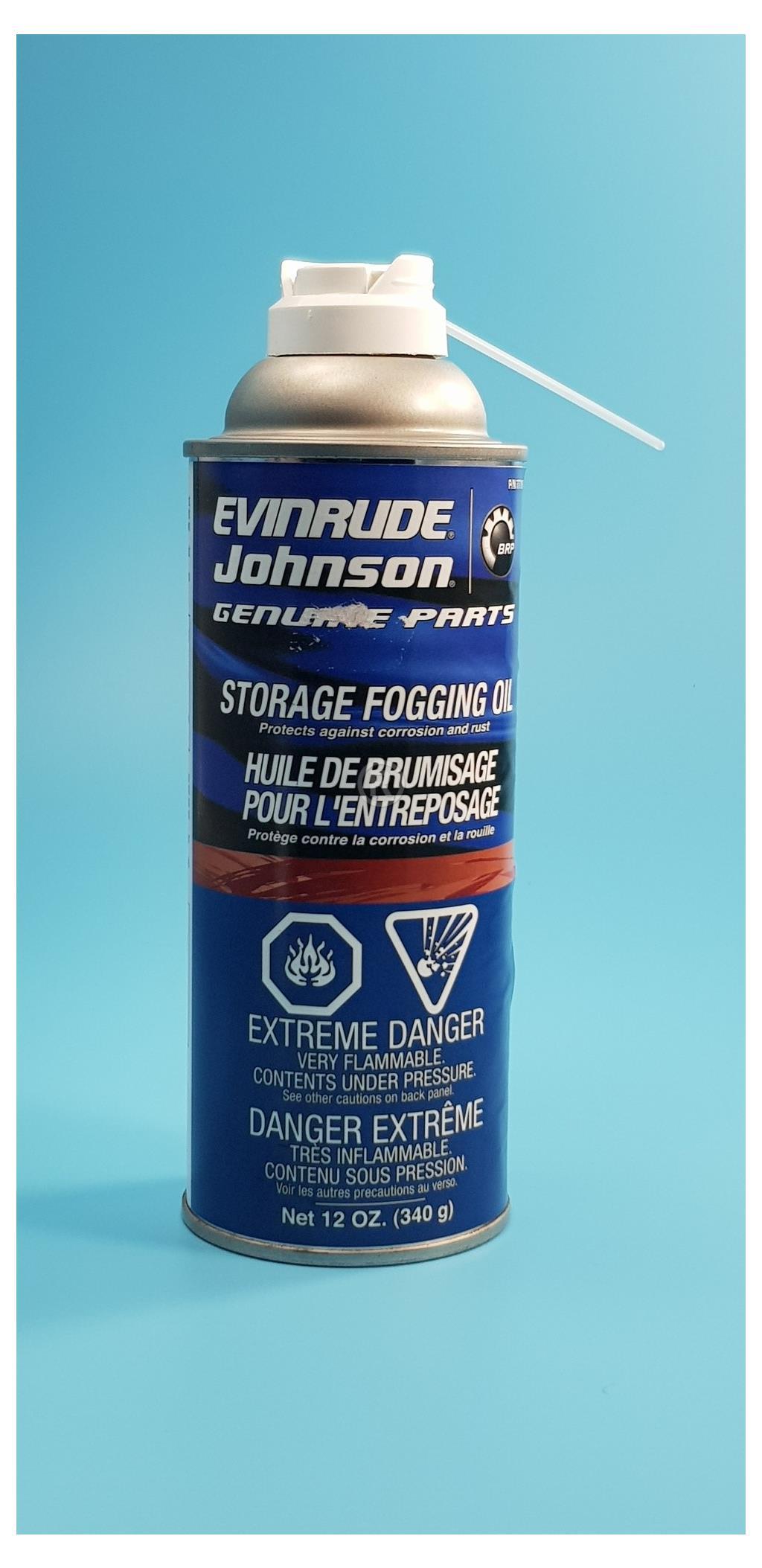 Storage Fogging Oil  - Image 2