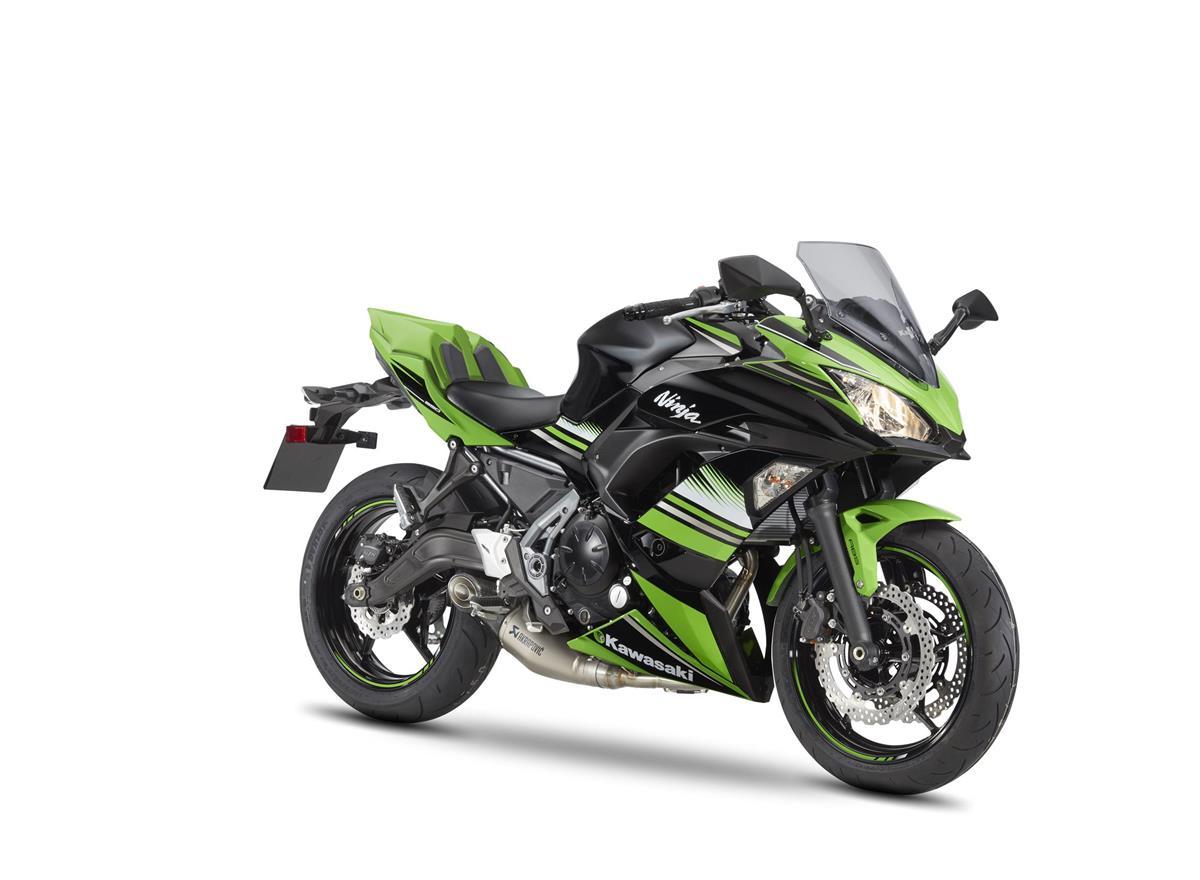 Kawasaki 2017 Ninja 650 KRT Edition Performance - Alfs