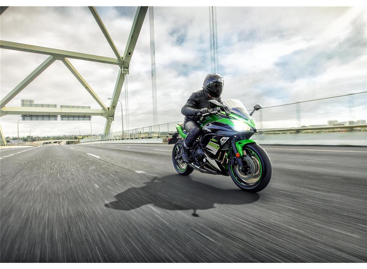 2019 Ninja 650 - Image 4