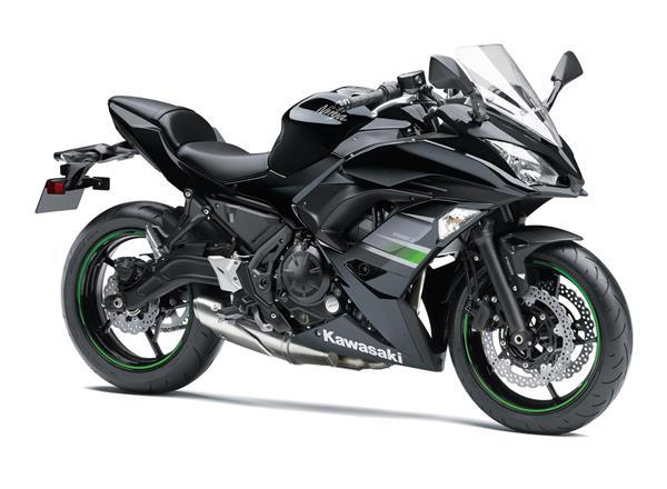 2019 Ninja 650