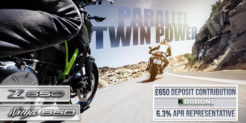 Kawasaki 2019 Ninja 650 - Alfs Motorcycles