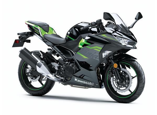 2020 Ninja 400