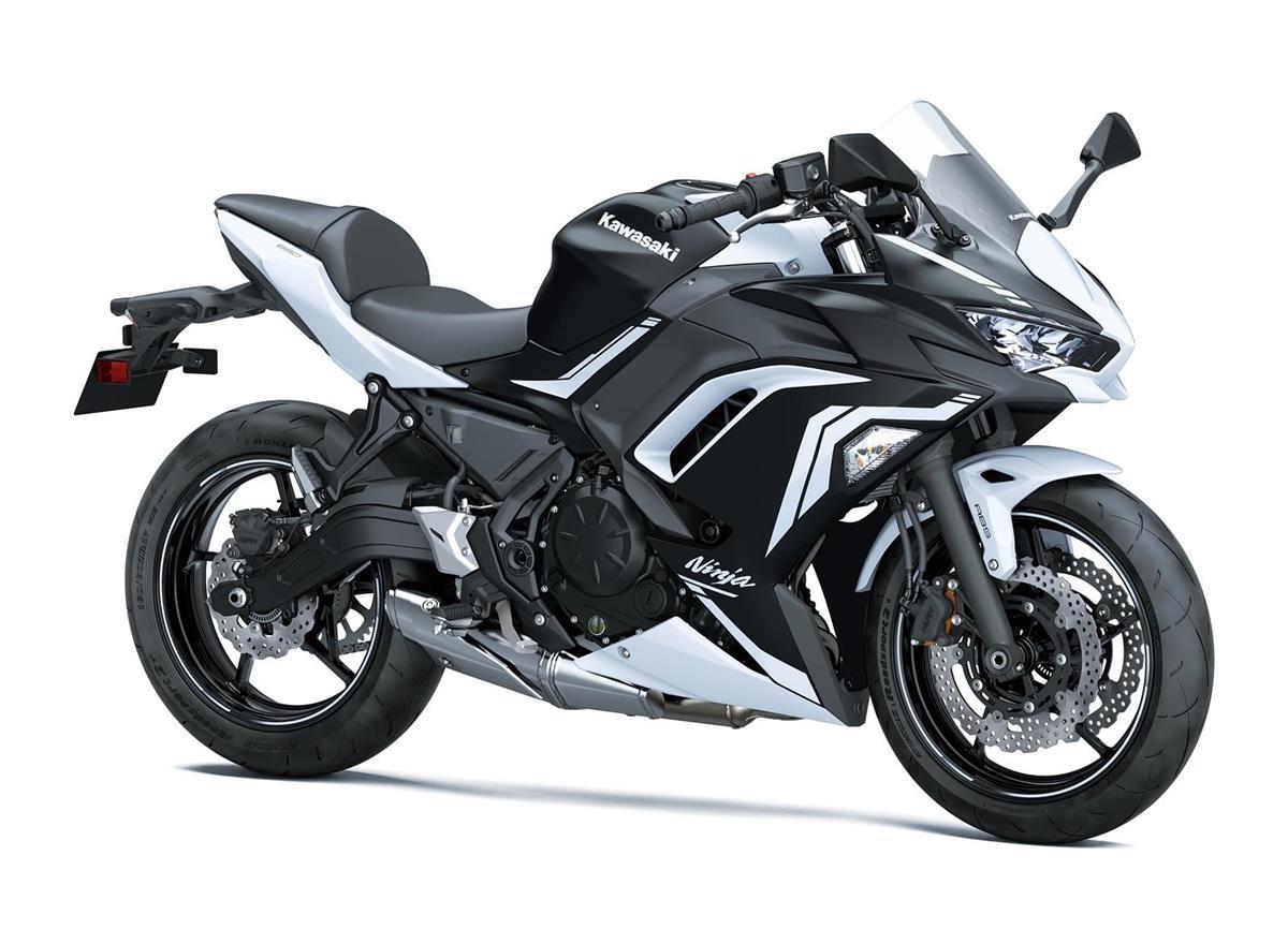 2020 Ninja 650 - Image 3