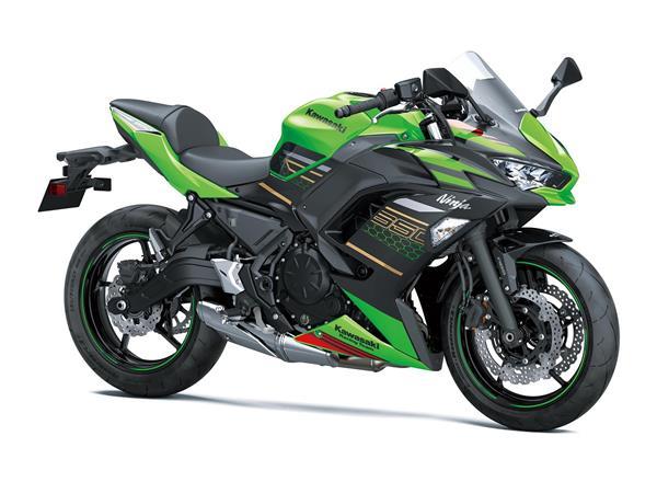 2020 Ninja 650 KRT Edition