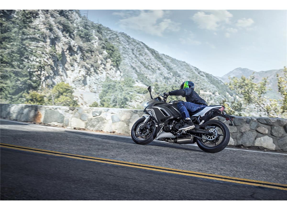 2020 Ninja 650 - Image 13
