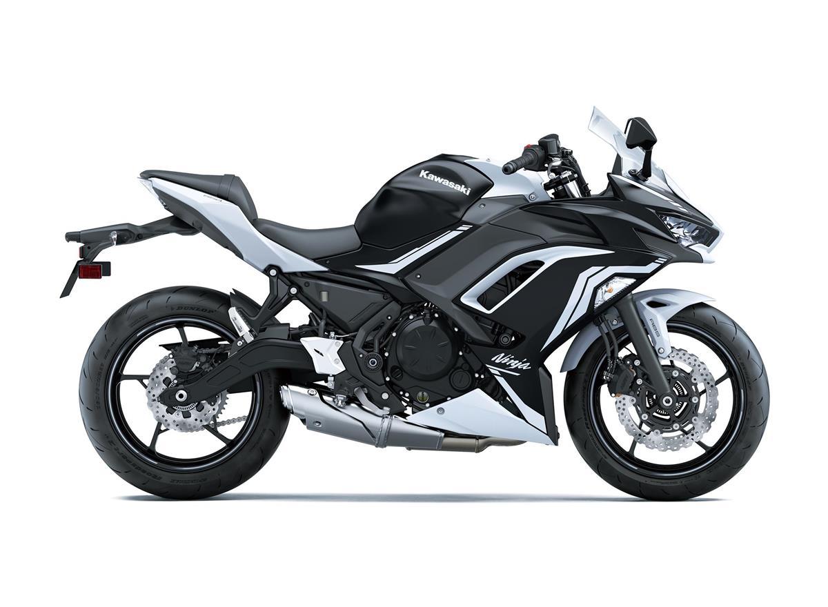2020 Ninja 650 - Image 4