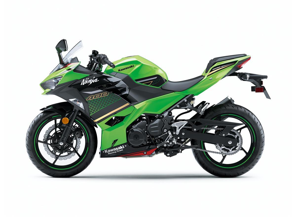 2020 Ninja 400 - Image 5