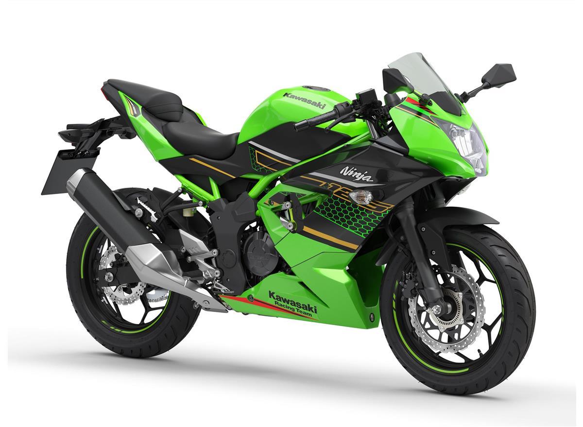 2020 Ninja 125  - Image 0