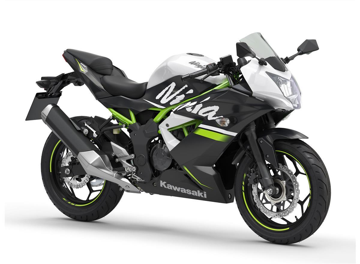 2020 Ninja 125  - Image 4