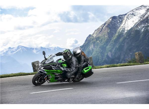 2020 Ninja H2 SX SE +  - Image 6