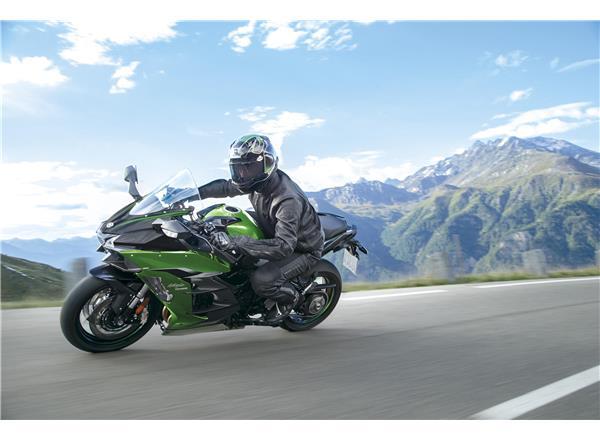 2020 Ninja H2 SX SE +  - Image 8