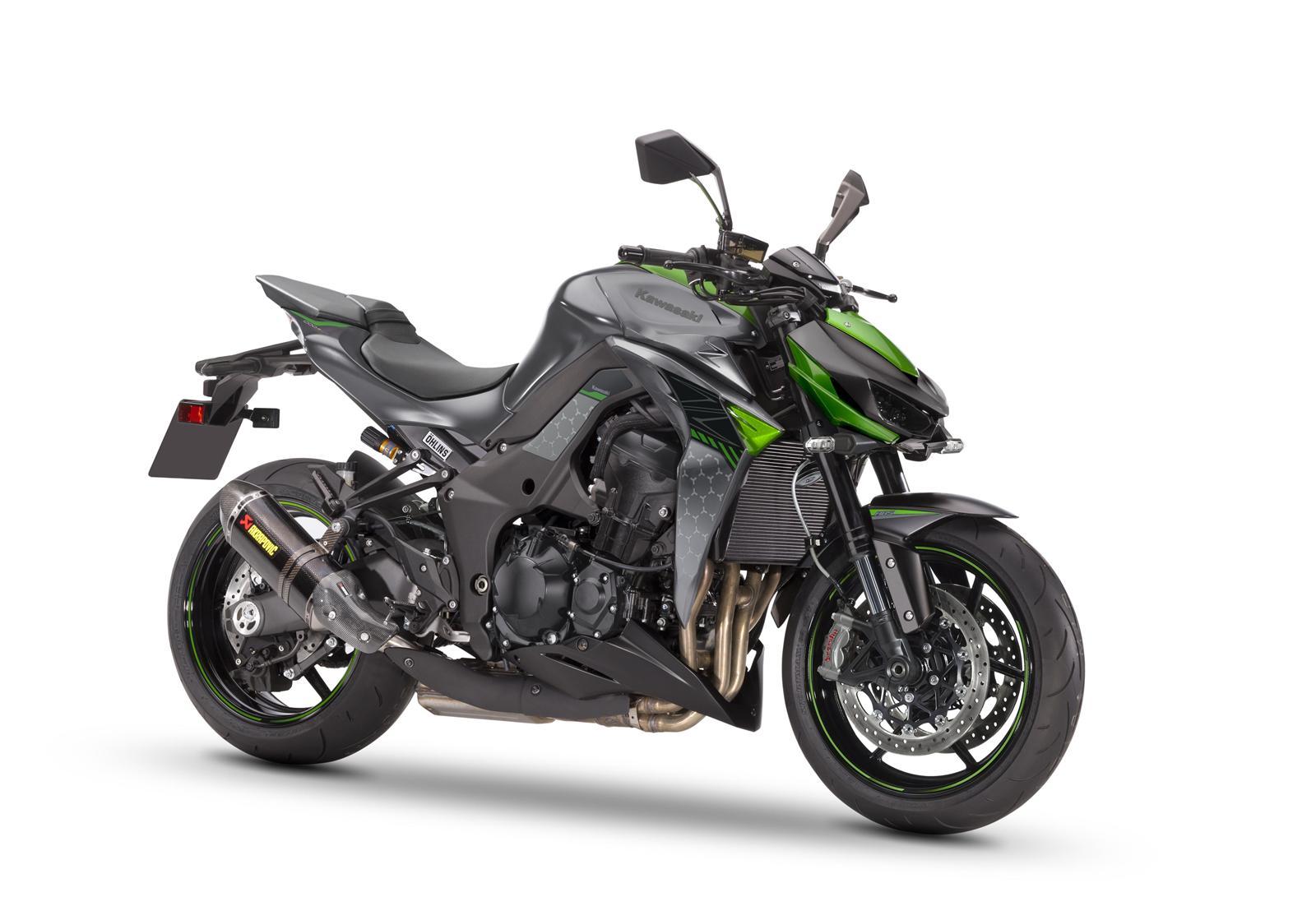 2020 Z1000 R Edition Performance