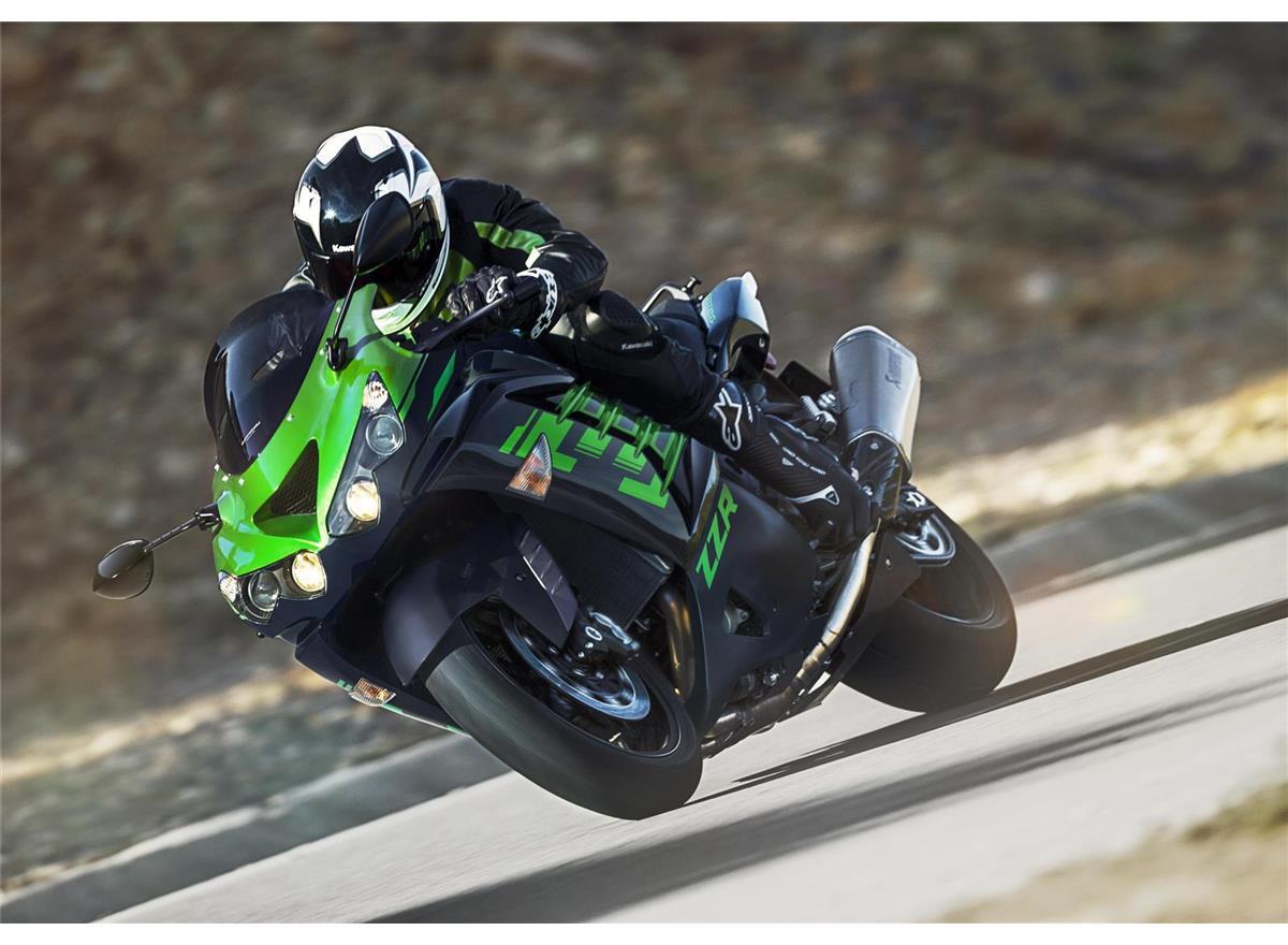 2020 ZZR1400 Performance Sport - Image 5