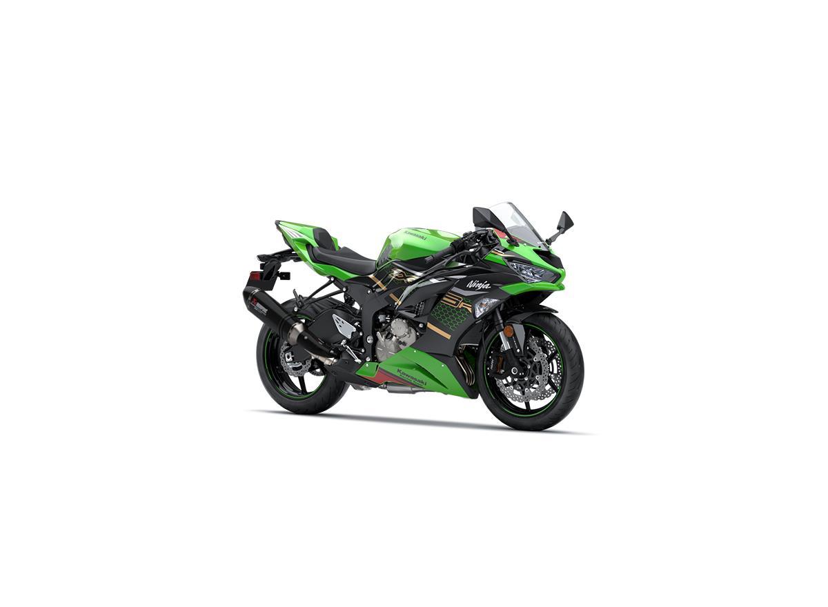 2020 Ninja ZX-6R 636 Performance - Image 2