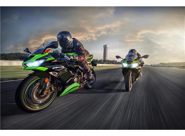 2020 Ninja ZX-6R 636 Performance - Image 6