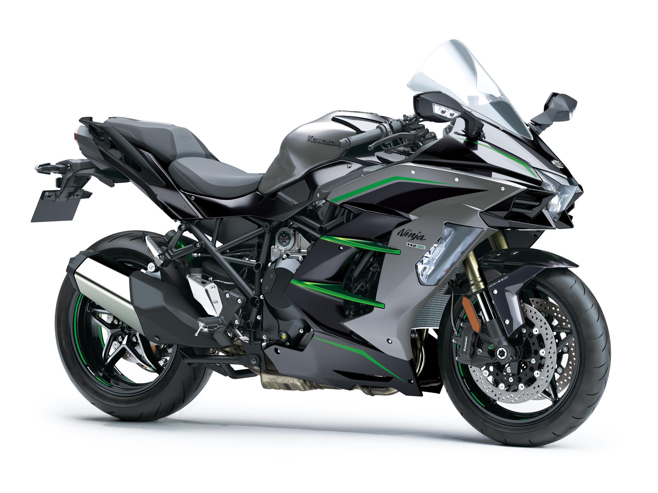 2020 Ninja H2 SX SE