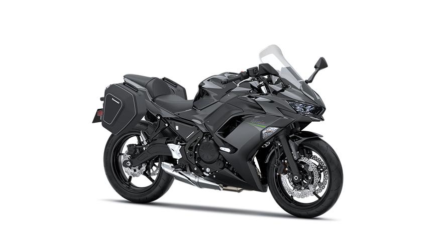 2020 Ninja 650 Tourer