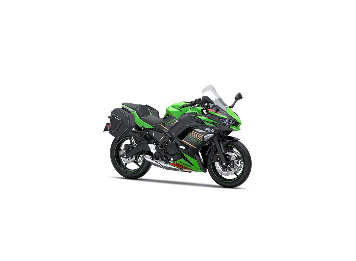 2020 Ninja 650 Tourer - Image 4