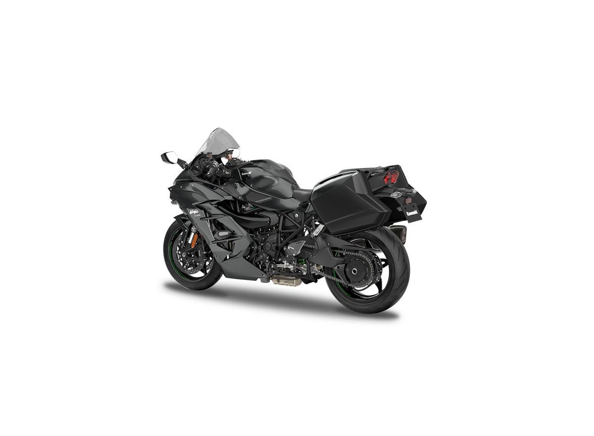 2020 Ninja H2 SX Performance Tourer - Image 1
