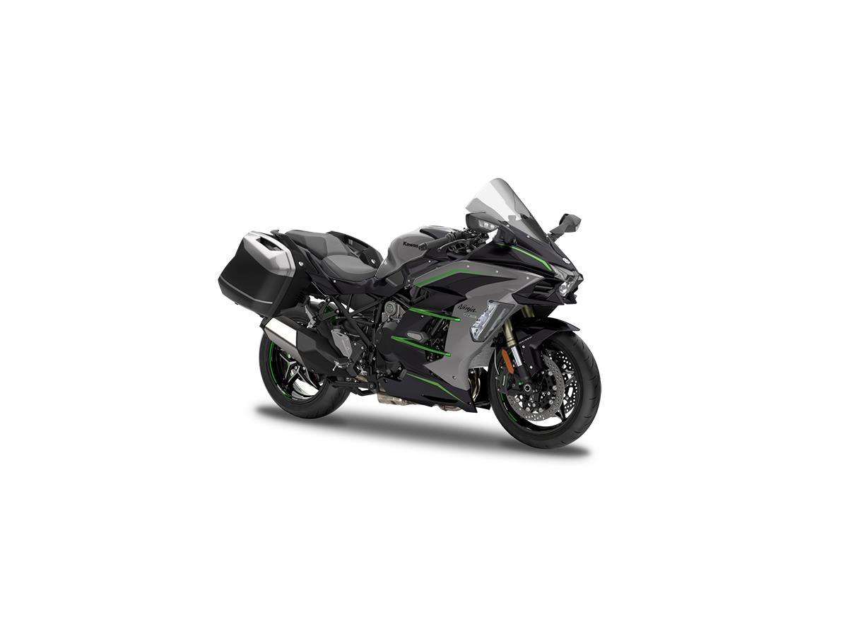 2020 Ninja H2 SX SE Tourer - Image 0