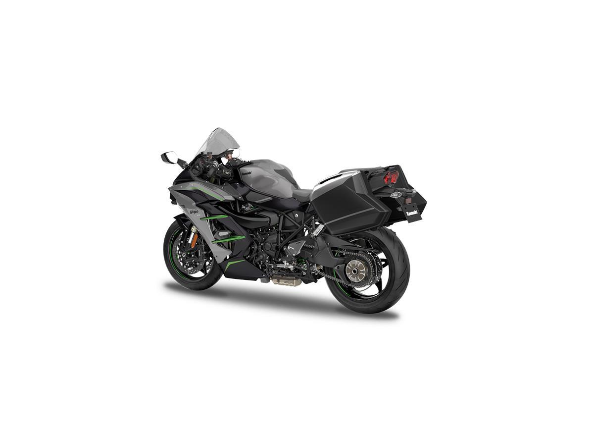 2020 Ninja H2 SX SE Tourer - Image 1