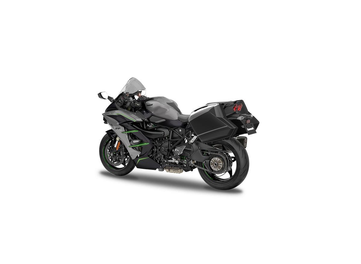 2020 Ninja H2 SX SE Performance Tourer - Image 1