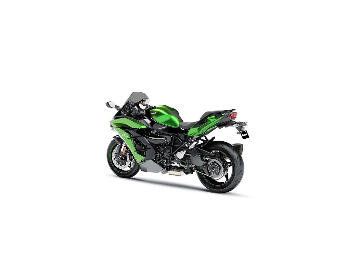 2020 Ninja H2 SX SE + Performance Edition - Image 1