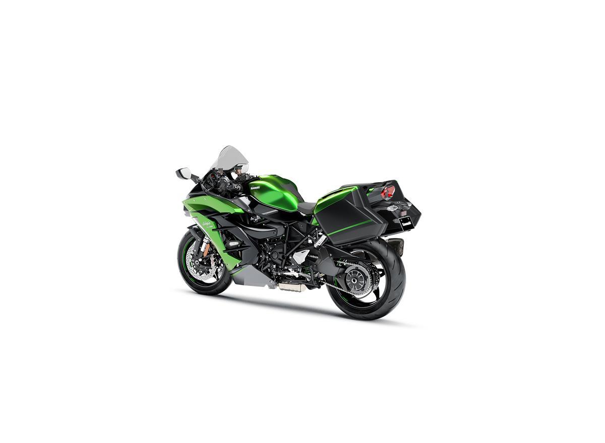 2020 Ninja H2 SX SE + Performance Tourer - Image 1