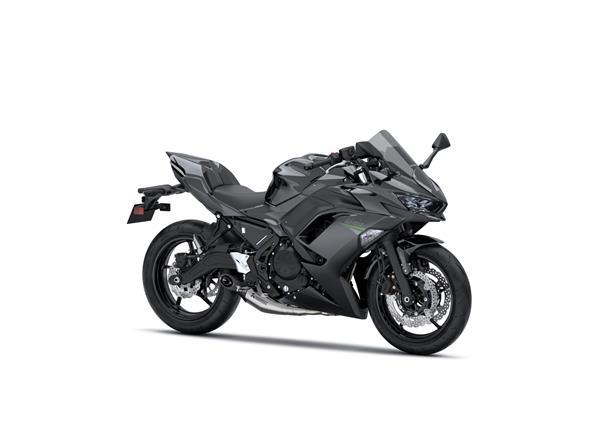 2020 Ninja 650 Performance