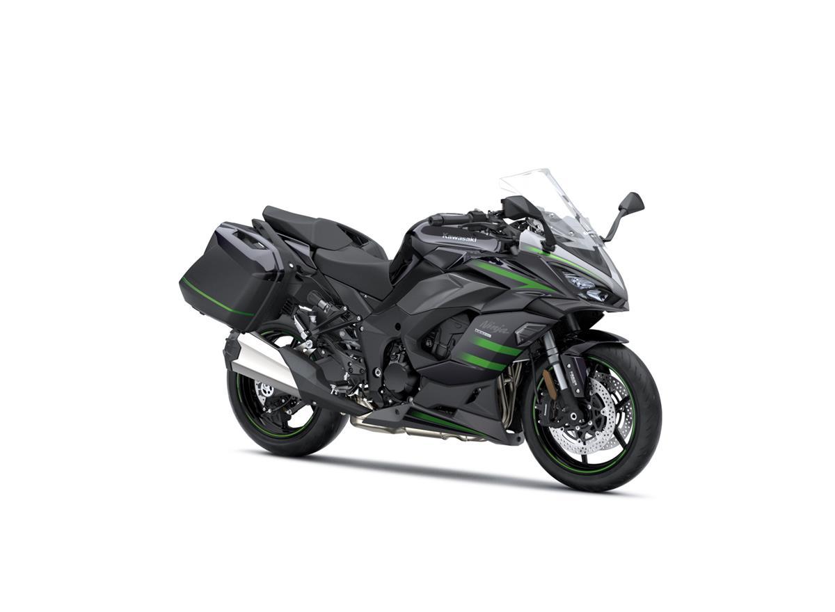2020 Ninja 1000SX Tourer - Image 2