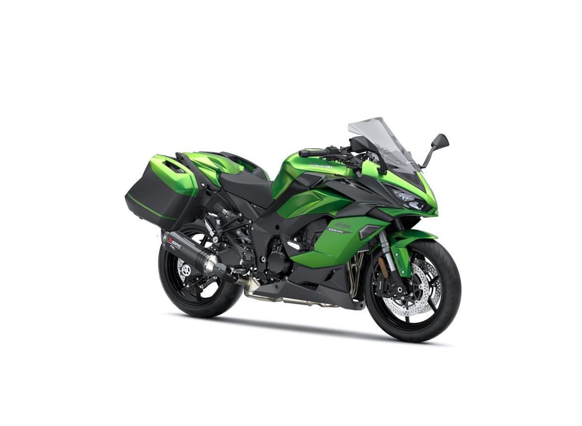 2020 Ninja 1000SX Performance Tourer - Image 0