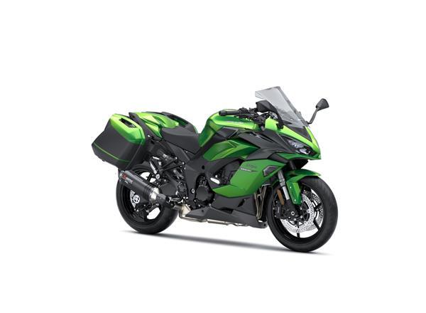2020 Ninja 1000SX Performance Tourer