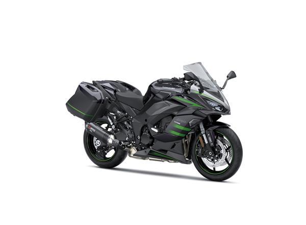2020 Ninja 1000SX Performance Tourer - Image 2