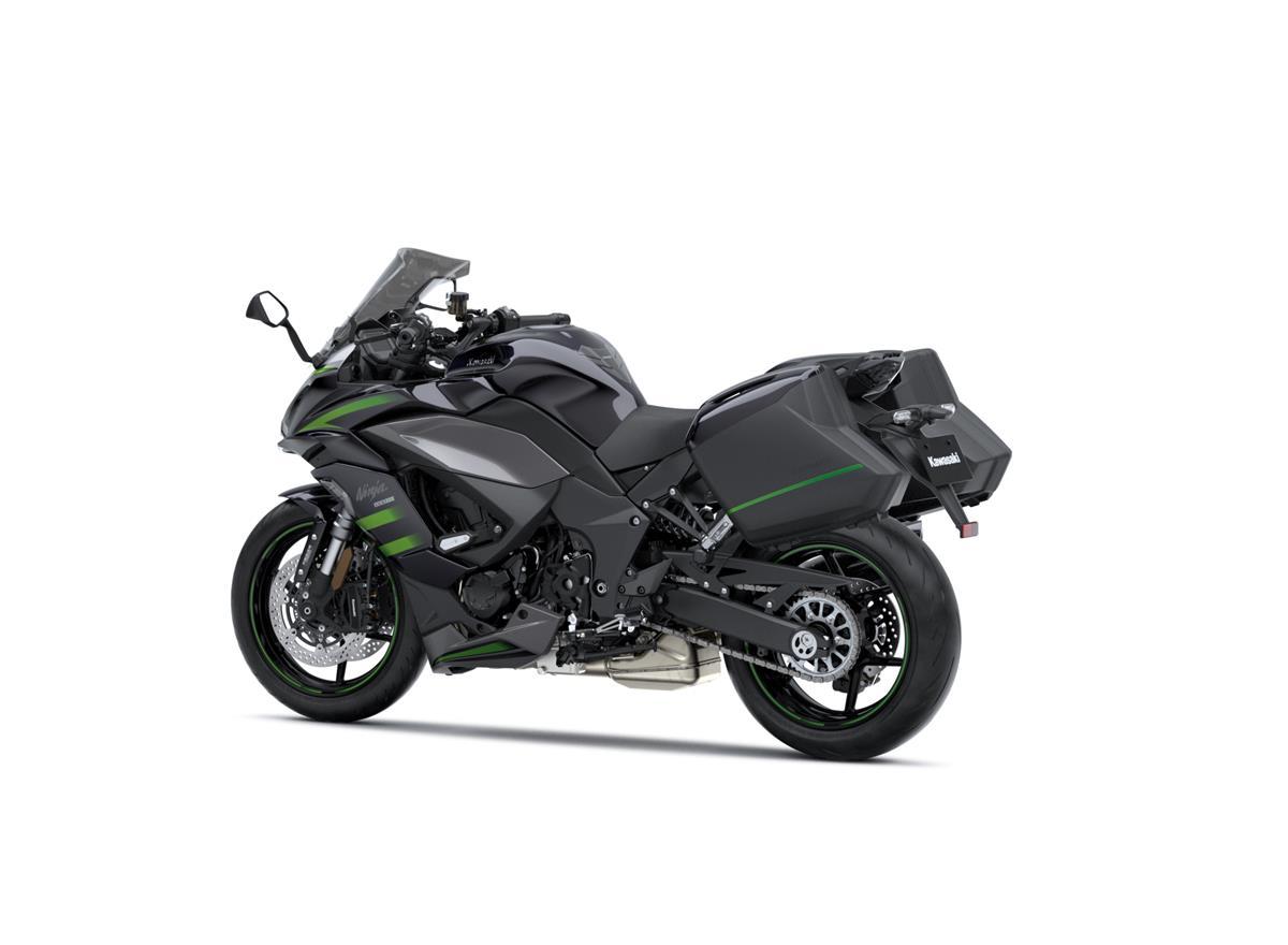2020 Ninja 1000SX Performance Tourer - Image 3