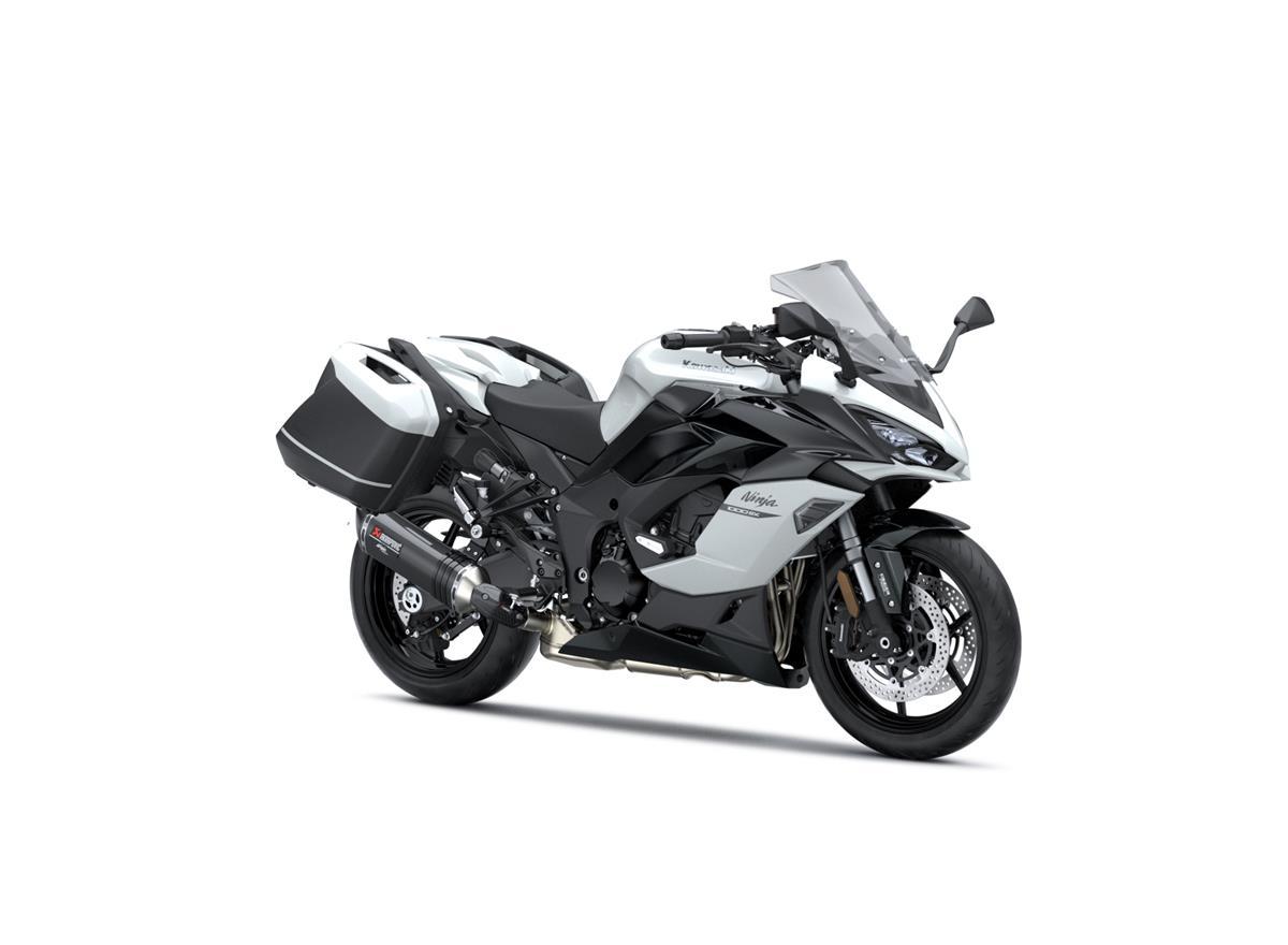 2020 Ninja 1000SX Performance Tourer - Image 4