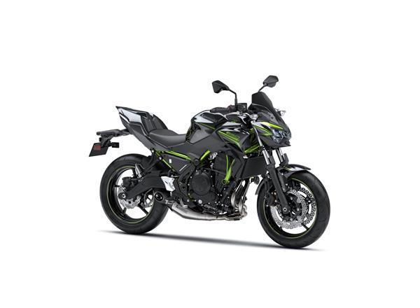2020 Z650 Performance