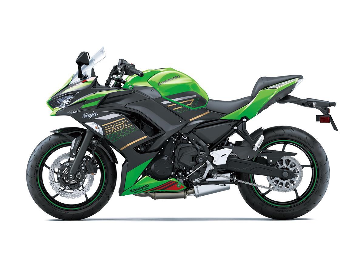 2020 Ninja 650 - Image 2