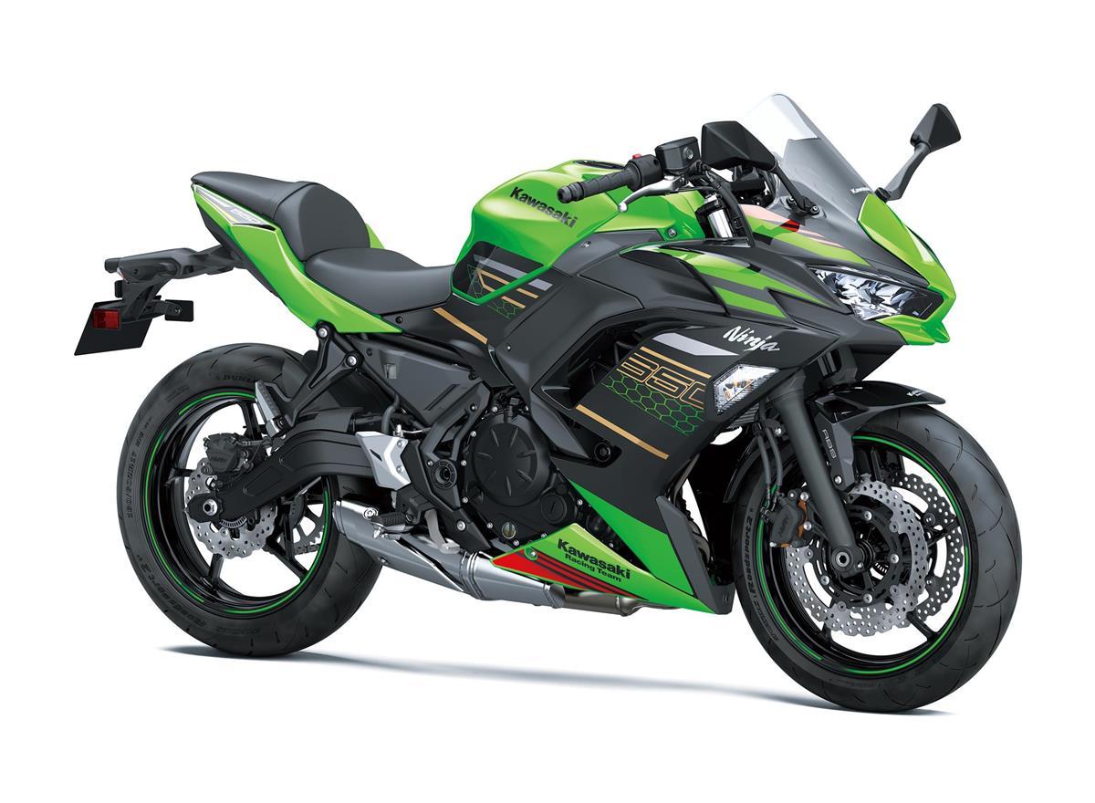 2020 Ninja 650 - Image 0