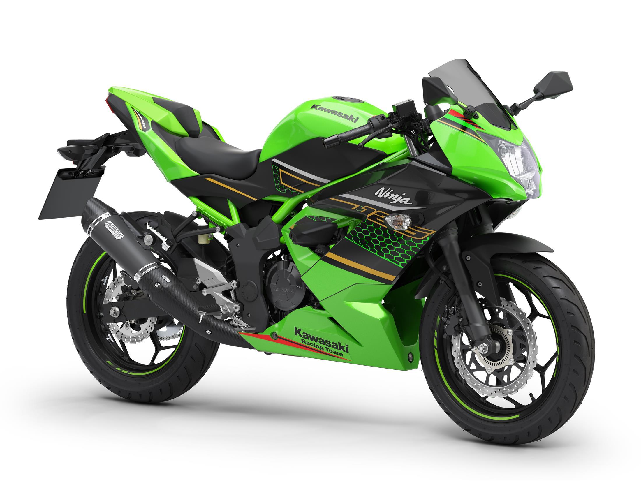 2020 Ninja 125 Performance