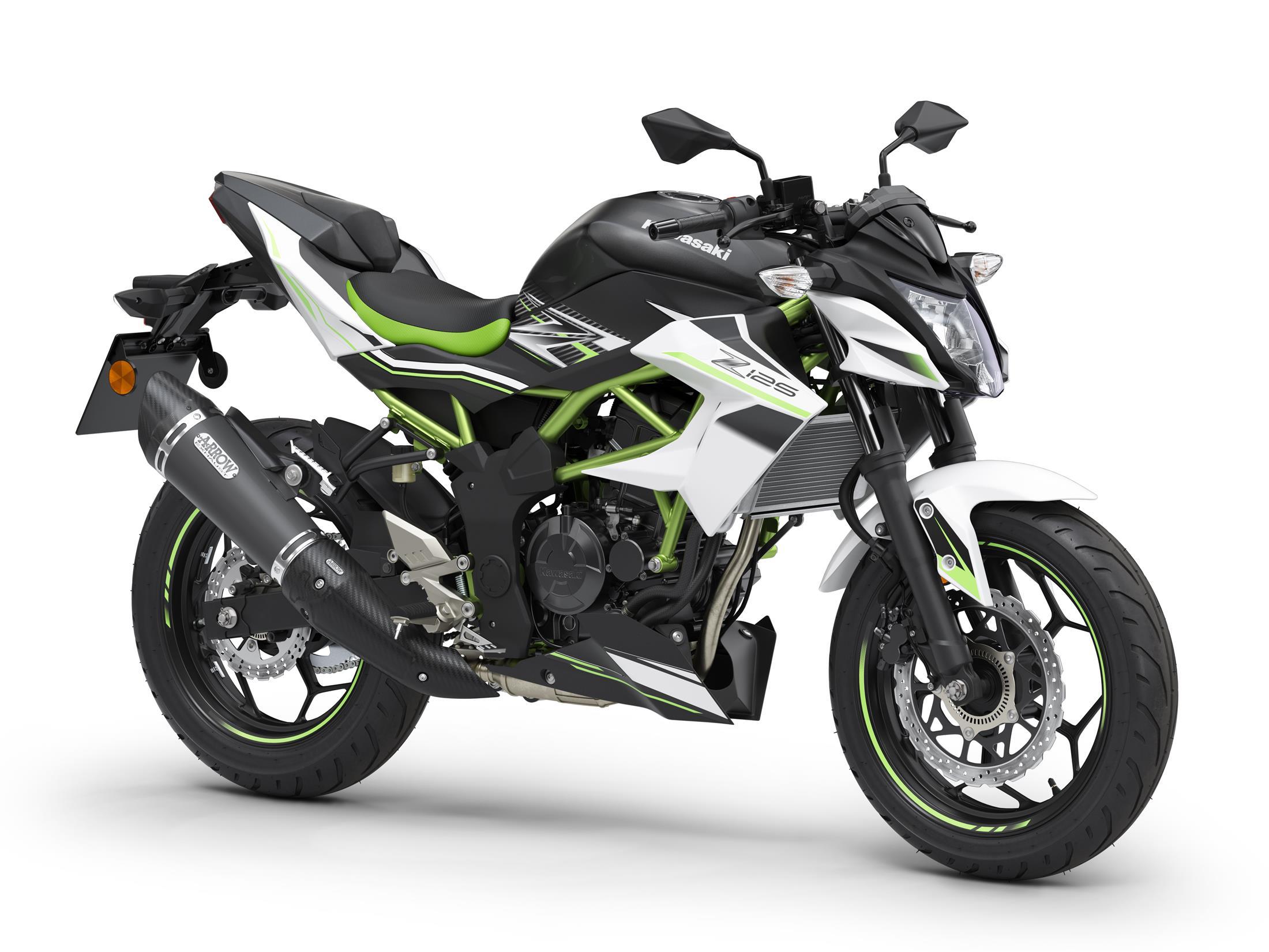 2020 Z125 Performance